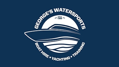 Georges Boat Hire Logo