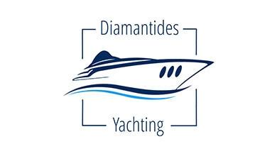 Diamantides Yachting Logo
