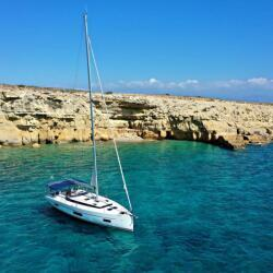 Private Charter On Bavaria 45 Sailing Yacht For Your Holidays